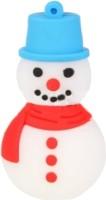 Microware Snowman Shape 16 GB Pen Drive