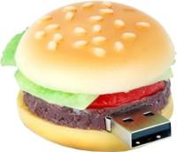 Microware Burger Shape 8 GB Pen Drive