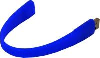 Smiledrive Wristband 8 GB Pen Drive(Royal Blue)