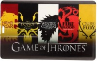 Quace Game of Thrones 5 House Banners 32 GB Pen Drive(Multicolor)
