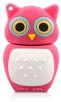Microware Owl 32 GB Pen Drive(Pink)