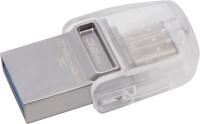 KINGSTON DTDUO3C/32GBIN 32 GB OTG Drive(Grey, Type A to Type C)