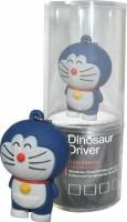 Dinosaur Drivers Doraemon 16 GB Pen Drive(Blue)