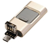 I Flash Drive HD 32 GB Pen Drive(Multicolor)