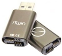 iTwin Limitless Capacity File Access USB Drive 4 GB Pen Drive