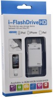 Maya iFlash Device HD 32 GB Pen Drive(White)