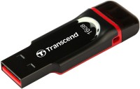 View Transcend Jet Flash 340 OTG 16 GB OTG Drive(Black, Type A to Micro USB) Laptop Accessories Price Online(Transcend)