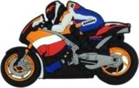 Microware Honda Motar Bike 32 GB Pen Drive(Multicolor)