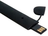 View Eshop FANCY DESIGNER USB WRIST SLAP BAND FLASH DRIVE 4 GB Pen Drive(Black) Laptop Accessories Price Online(Eshop)