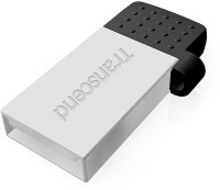Transcend 380S 64 GB Pen Drive(Silver)