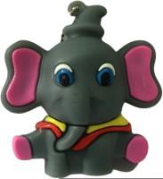 View Dinosaur Drivers Ganesha Shape 8 GB Pen Drive(Multicolor) Laptop Accessories Price Online(Dinosaur Drivers)