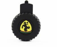 View Shopizone Lamborghini Wheel 32 GB Pen Drive(Black) Laptop Accessories Price Online(Shopizone)