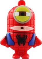 View Shopizone Minion 1 eye Spiderman 32 GB Pen Drive(Red) Laptop Accessories Price Online(Shopizone)