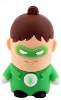 Microware Green Lantern 16 GB Pen Drive(Multicolor)