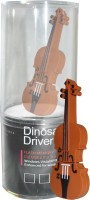 View Dinosaur Drivers Violin 8 GB Pen Drive(Multicolor) Laptop Accessories Price Online(Dinosaur Drivers)
