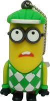 View Vibes P-046 16 GB Pen Drive(Green) Laptop Accessories Price Online(Vibes)