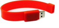 Shrih Wrist Band Shape USB 8 GB OTG Drive(Red, Type A to Type C)