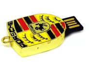 Shrih Porsche Car Key Shape USB 64 GB OTG Drive(Multicolor, Type A to Type C)