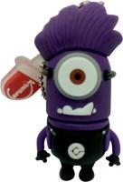 View Vibes P-023 8 GB Pen Drive(Purple) Laptop Accessories Price Online(Vibes)