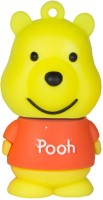 View Zeztee Pooh Cartoon Character 16 GB Pen Drive(Multicolor) Laptop Accessories Price Online(Zeztee)