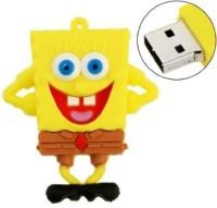 Microware Spongebobe 64 GB Pen Drive(Multicolor)