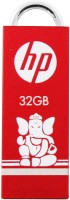 HP V234 32 GB Pen Drive(Red)