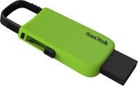 Sandisk Cruzer U - USB Flash Drive 32 GB Pendrive(Green)