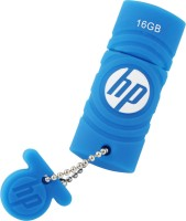 HP c350b 16 GB Pen Drive(Blue)