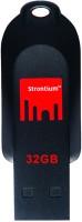 View Strontium Pollex 32 GB Pen Drive(Black) Laptop Accessories Price Online(Strontium)