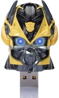 Quace Transformers Bumble bee Glowing Eyes 16 GB Pen Drive(Multicolor)