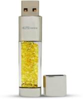Portronics Crystal Bar 16 GB Pen Drive(Yellow)