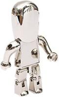View Quace Flexible Robot 32 GB Pen Drive(Silver) Laptop Accessories Price Online(Quace)