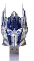 Quace Transformers Optimus Prime Glowing Eyes 32 GB Pen Drive(Multicolor)