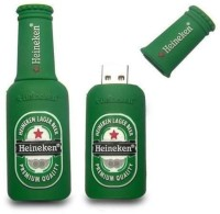 Storme Beer Bottle 8 GB Pen Drive(Green)