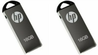 HP V220 16 GB Pen Drive(Silver)