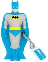 View Emtec Super Heroes 3D Batman 8 GB Pen Drive(Blue) Laptop Accessories Price Online(Emtec)