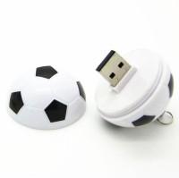 View Eshop Football Style Designer 8 GB Pen Drive(White, Black) Laptop Accessories Price Online(Eshop)