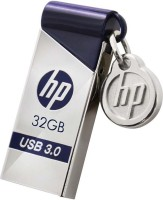 HP X715W 3.0 32 GB Pen Drive(Silver)