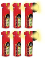 Knockout NightGard With Built-in LED Light Pepper Stream Spray
