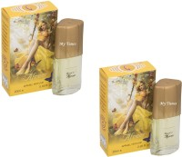 My Tunes Combo Pack Free Afreen-20 ml Eau de Parfum  -  40 ml(For Men)