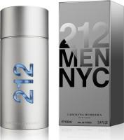 Carolina Herrera 212 Men EDT - 100 ml(For Men)