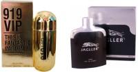 Ramco 919 VIP and Jagller Combo Eau de Parfum  -  200 ml(For Boys)