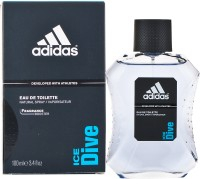 Adidas Ice Dive with Offer EDT - 100 ml(For Men)