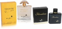 Anna Andre Paris Floralina & Treasure Perfume Eau de Toilette  -  100 ml(For Girls)