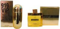 Ramco 919 VIP and Jannat Combo Eau de Parfum  -  200 ml(For Boys)