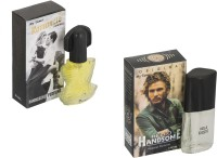 My Tunes Combo Pack Romancie 30 Ml & Hello Handsome- 20 ml Eau de Parfum  -  50 ml(For Men)
