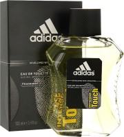 Adidas Intense Touch EDT  -  100 ml(For Men)