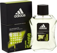 Adidas Pure Game Edt - 100 Ml(for Men) Image