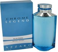 Azzaro Chrome Legend EDT - 125 ml(For Men)