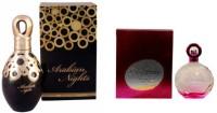 Ramco Arabian Nights and Celebrity Combo Perfume Eau de Parfum  -  200 ml(For Men)
